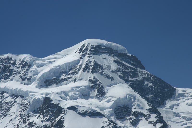 Het Hoofd van de berg stock foto's