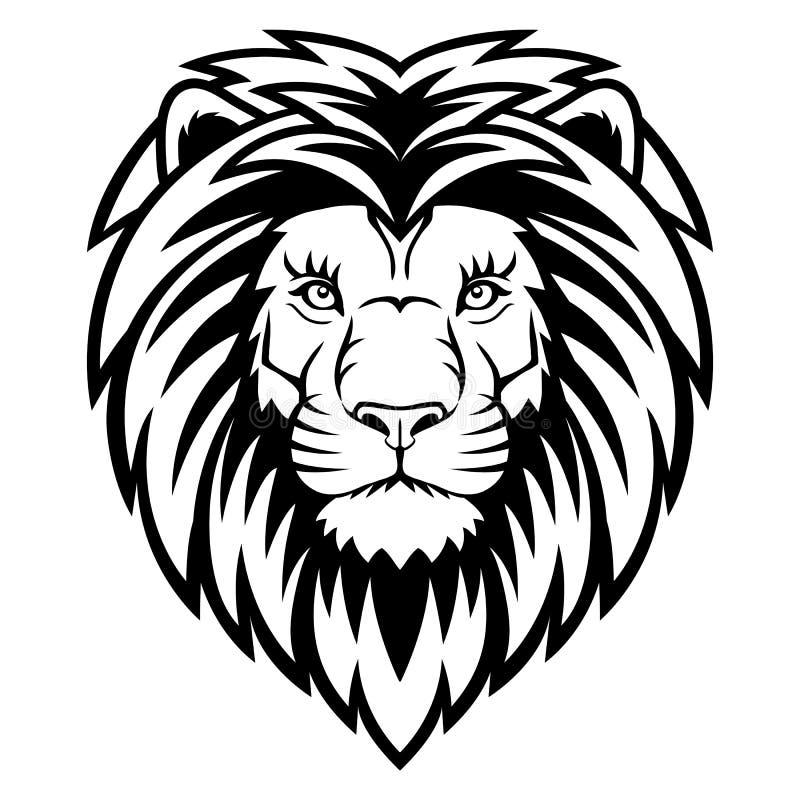 Het Hoofd van de leeuw