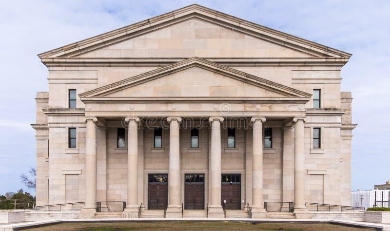 Het Hooggerechtshof van de Mississippi stock foto's