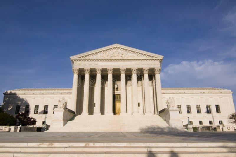 Download Het Hooggerechtshof Van Verenigde Staten Stock Afbeelding - Afbeelding bestaande uit heuvel, stappen: 10782599