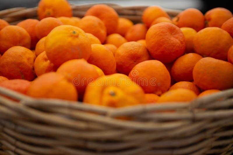 Het hoogtepunt van de stromand van sappige sinaasappelen royalty-vrije stock afbeelding