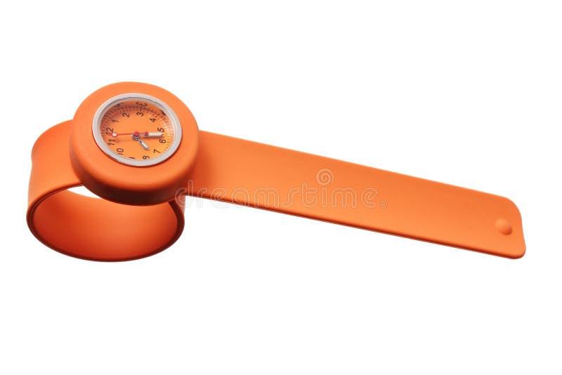Het Horloge van het stuk speelgoed stock afbeeldingen