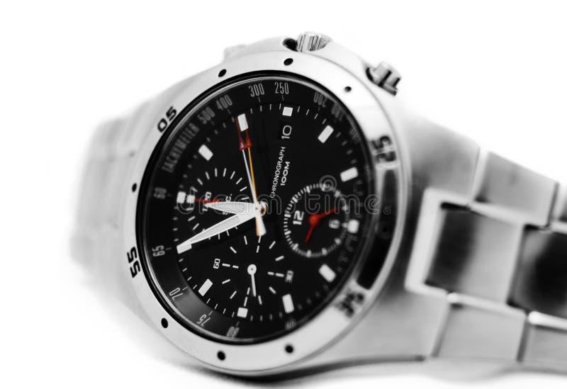 Download Het horloge van Mens stock afbeelding. Afbeelding bestaande uit sporty - 10776959