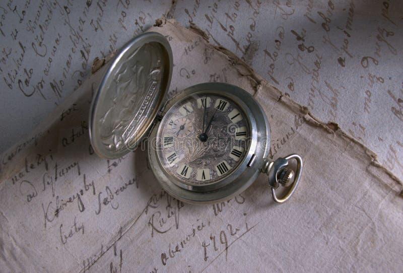 Het Horloge Van Weleer Stock Fotografie