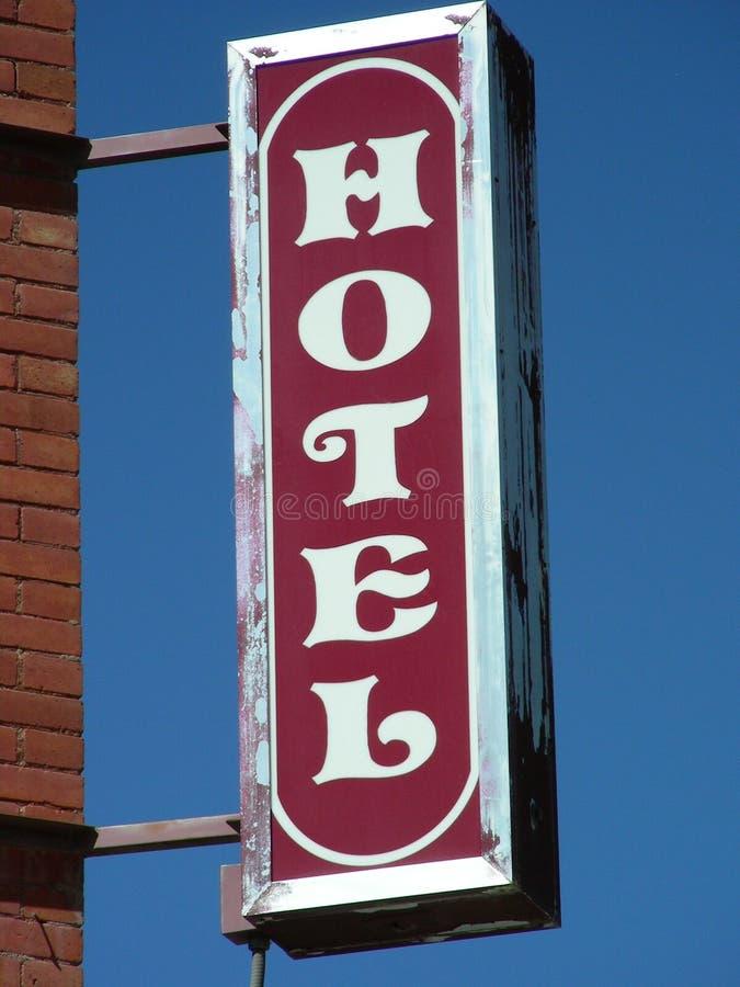 Het Hotel van de berg stock foto's