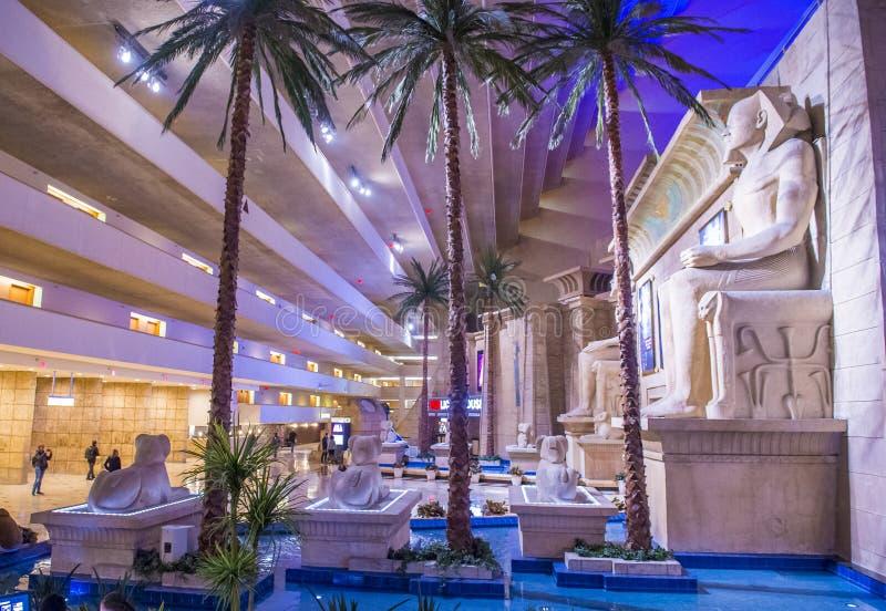 Het Hotel van Las Vegas Luxor royalty-vrije stock fotografie