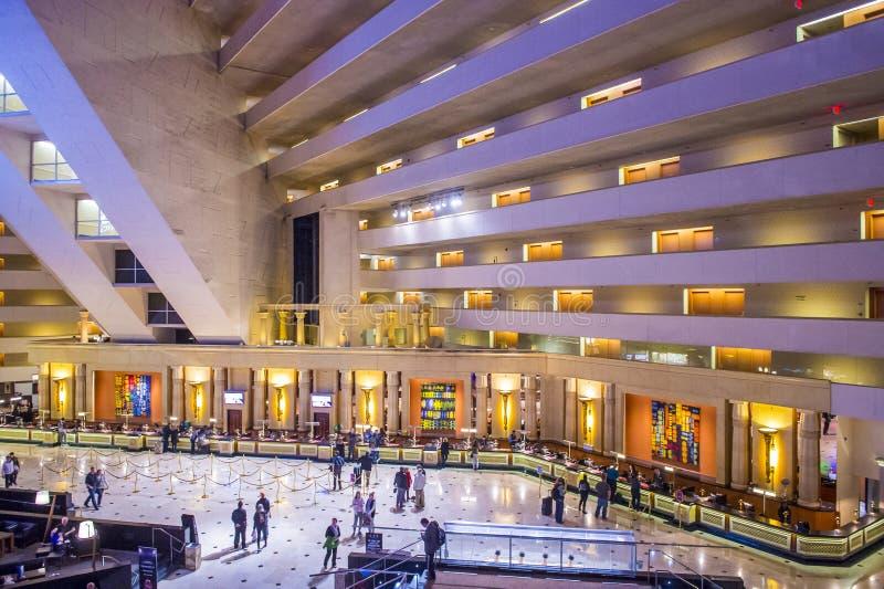 Het Hotel van Las Vegas Luxor royalty-vrije stock afbeelding