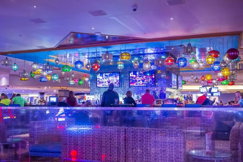 Het Hotel van Las Vegas Luxor stock foto
