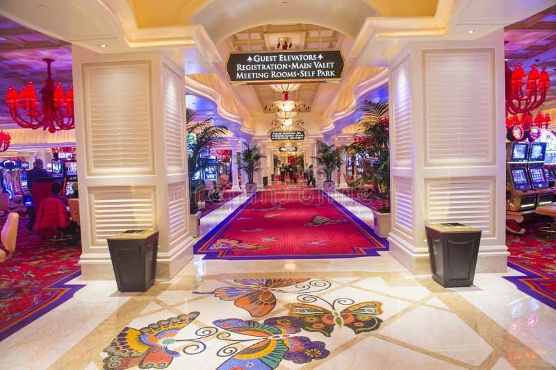 Het hotel van Las Vegas Wynn stock foto