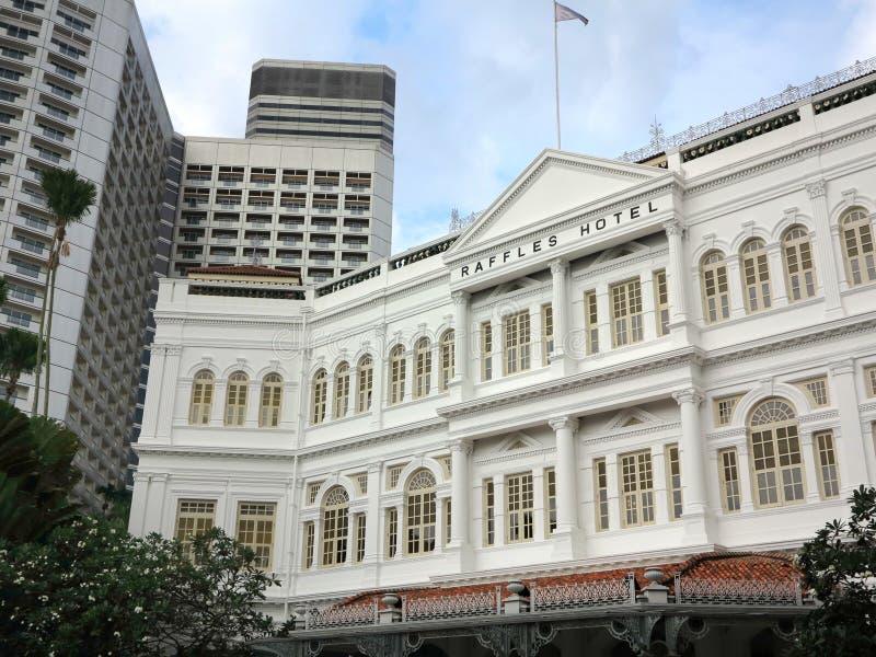 Het Hotel van loterijen, Singapore stock afbeelding