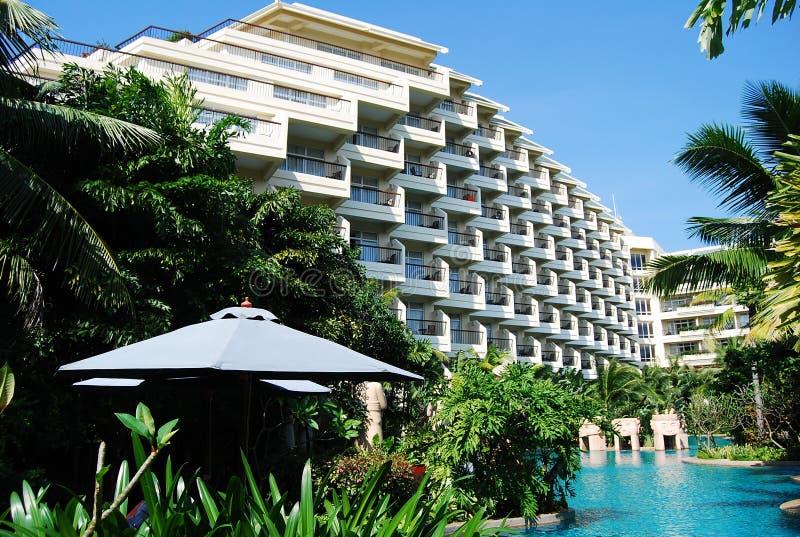 Het hotel van Sheraton