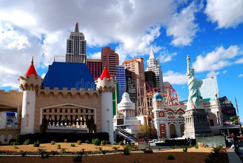 Het Hotel van Vegas van Las royalty-vrije stock foto's