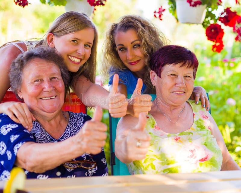 Het houden van van pensionering royalty-vrije stock afbeelding