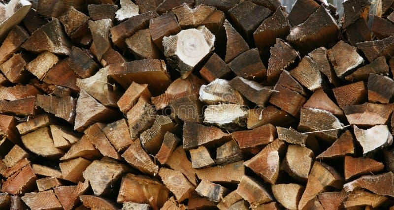 Het hout van de brand stock afbeeldingen