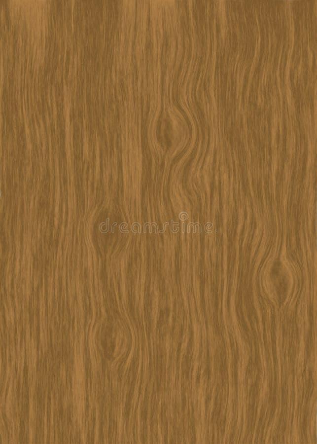 Het hout van Lite royalty-vrije illustratie