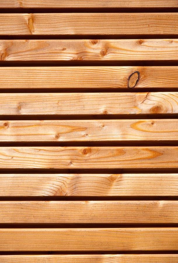 Het houten onder ogen zien stock afbeeldingen