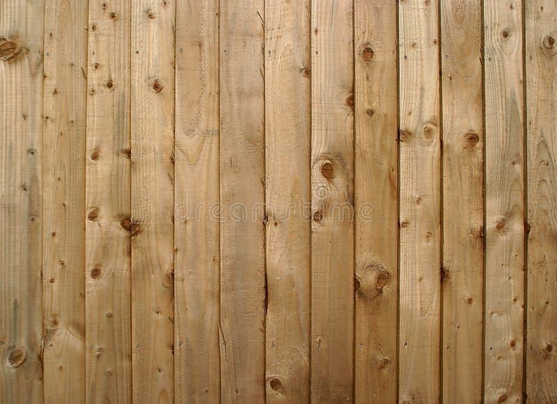 Het houten schermen