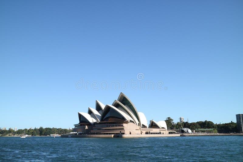 Het Huis Sydney van de opera stock afbeelding