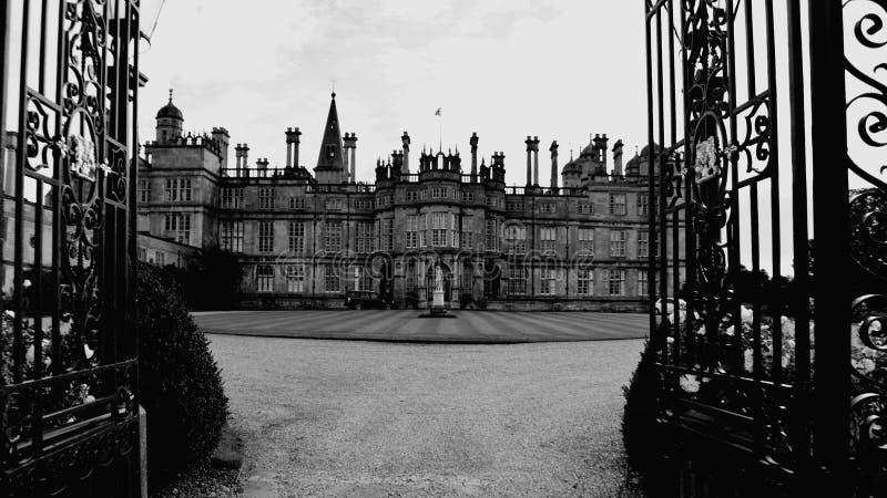 Het Huis van Burghley stock foto's