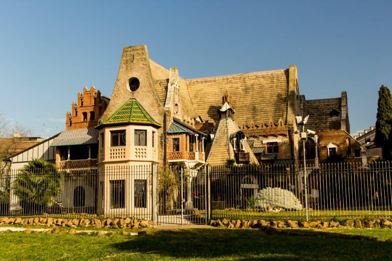 Het Huis van Civettes stock fotografie