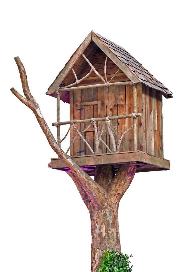 Het Huis van de boom stock afbeeldingen