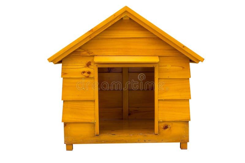 Het huis van de hond. royalty-vrije stock foto
