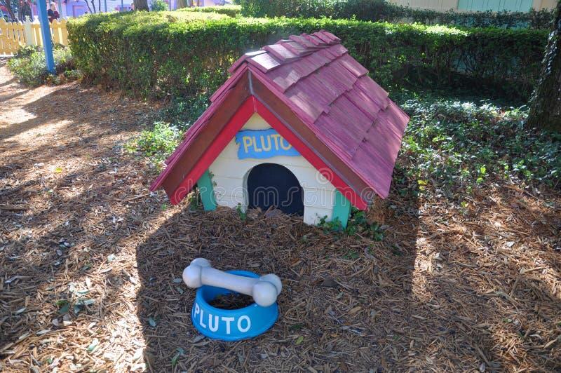 Het Huis van de Hond van de Pluto in de Wereld Orlando van Disney royalty-vrije stock foto