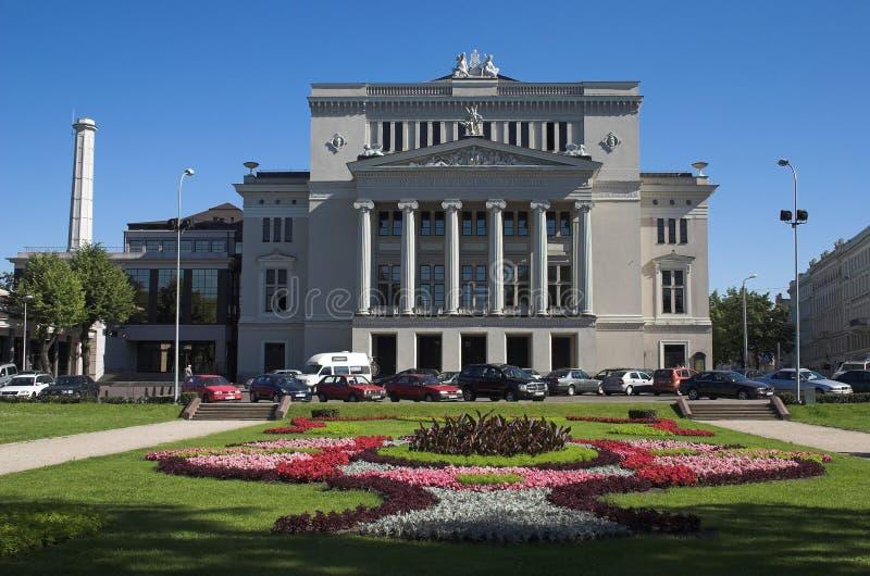 Het huis van de opera royalty-vrije stock foto's