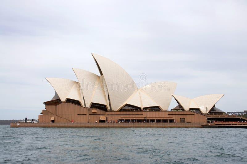 Het Huis van de Opera van Sydney stock fotografie