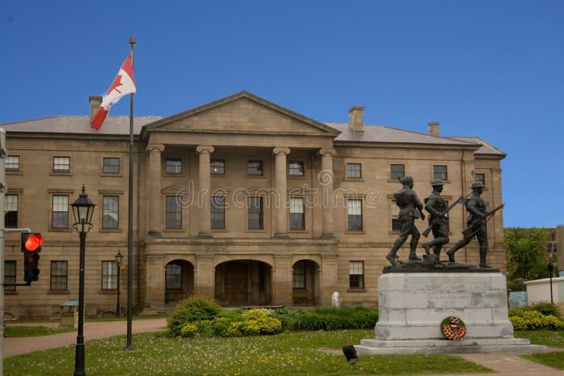 Het Huis van de provincie royalty-vrije stock fotografie