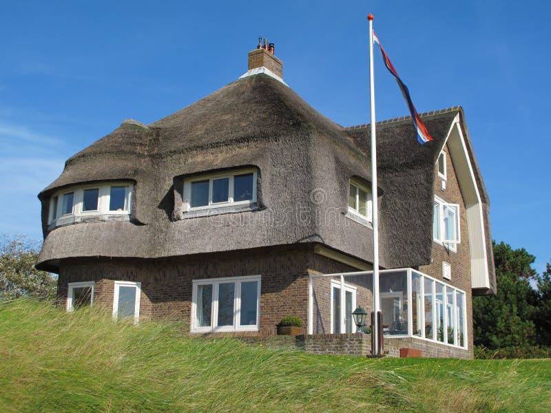 Het huis van Ecologic royalty-vrije stock fotografie