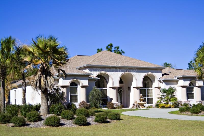 Het Huis van Florida royalty-vrije stock afbeeldingen