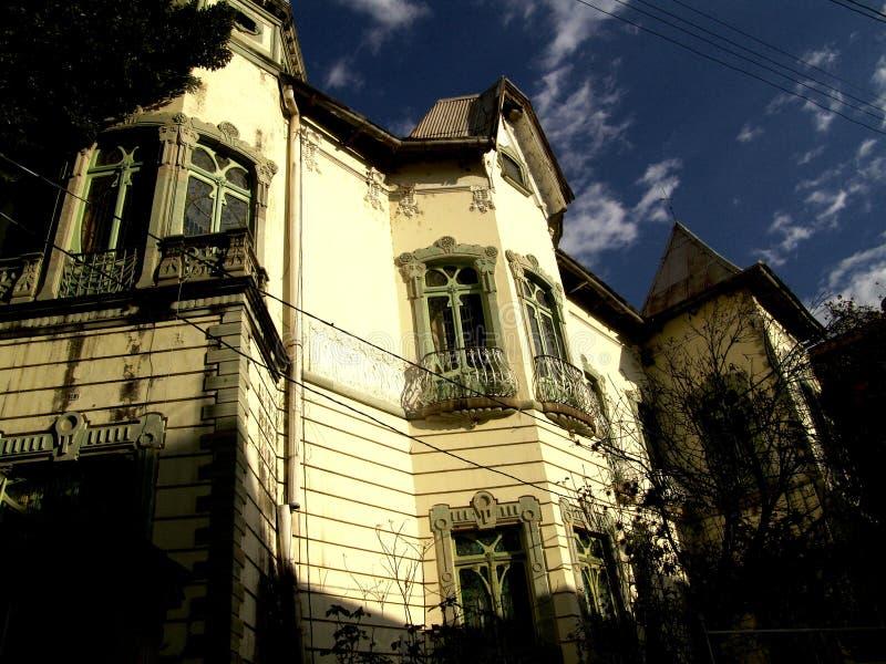 Het Huis van Guanajuato stock afbeeldingen