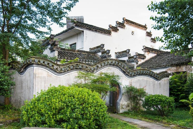 Het huis van het dorp royalty-vrije stock afbeeldingen