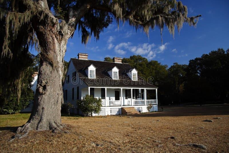 Het Huis van het Landbouwbedrijf van Snee royalty-vrije stock foto's
