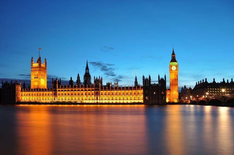 Het huis van het Parlement royalty-vrije stock foto's