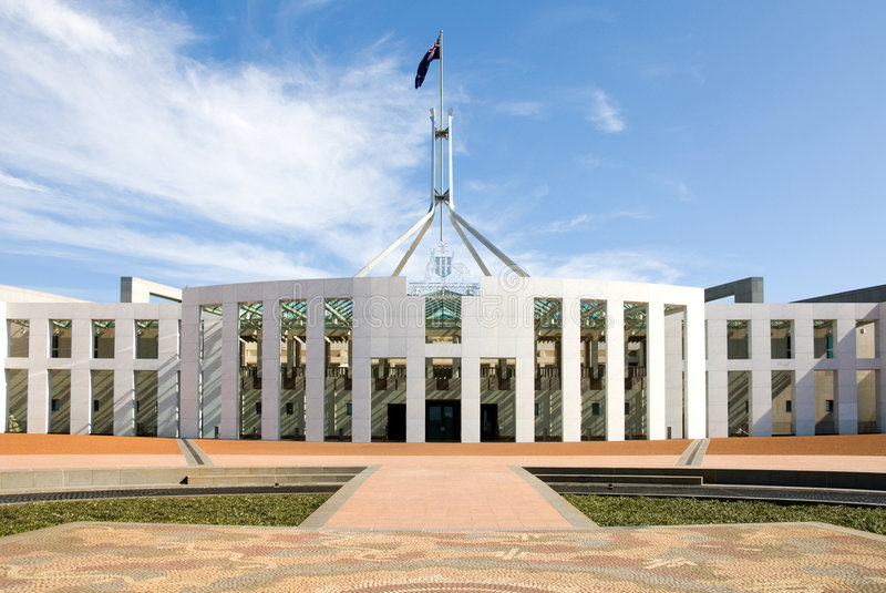 Het Huis van het Parlement royalty-vrije stock foto