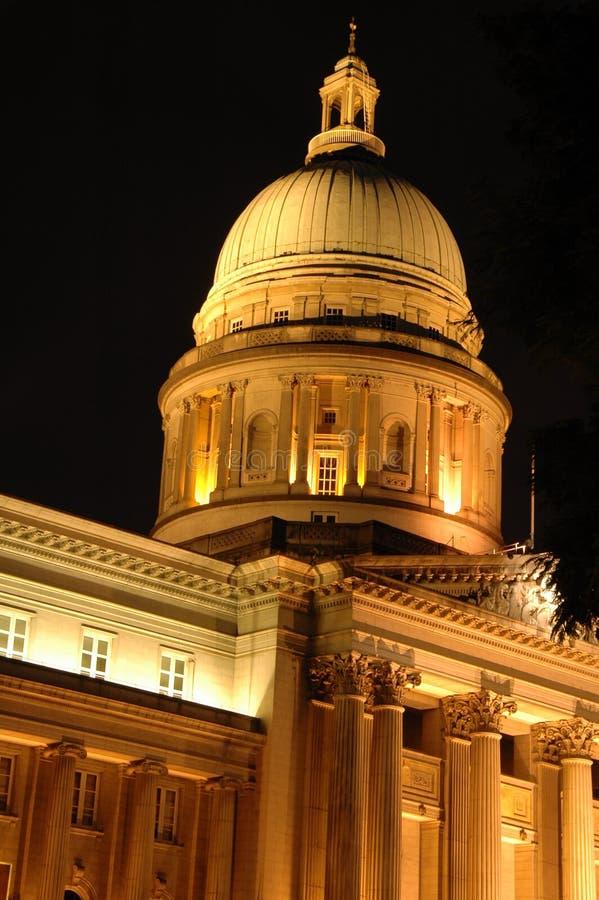 Het Huis van het Parlement van Singapore stock foto's