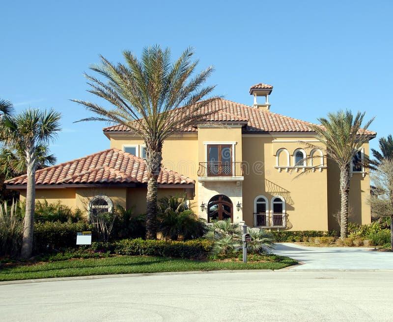 Het Huis van het Strand van Florida stock foto's