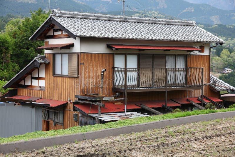 Het huis van Japan stock foto's