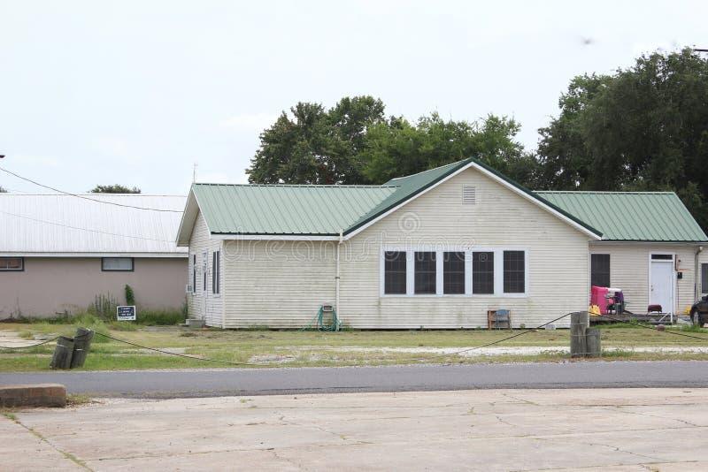 Het Huis van Louisiane stock fotografie