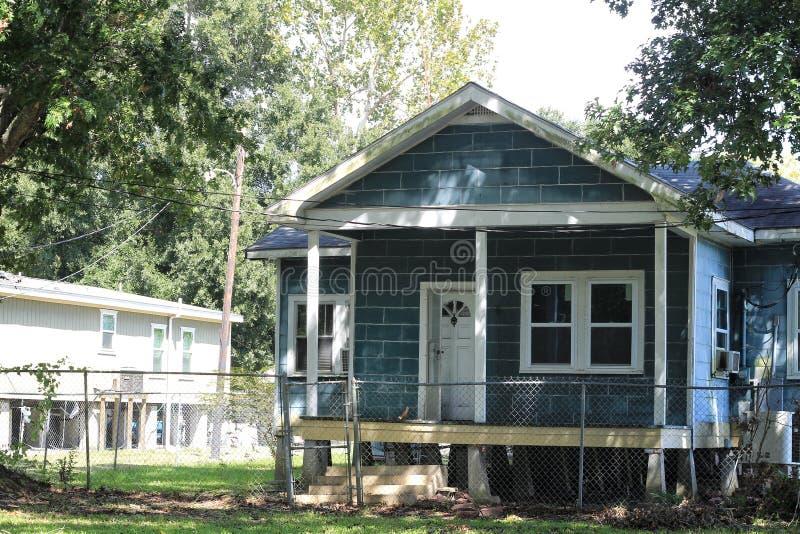 Het Huis van Louisiane stock foto