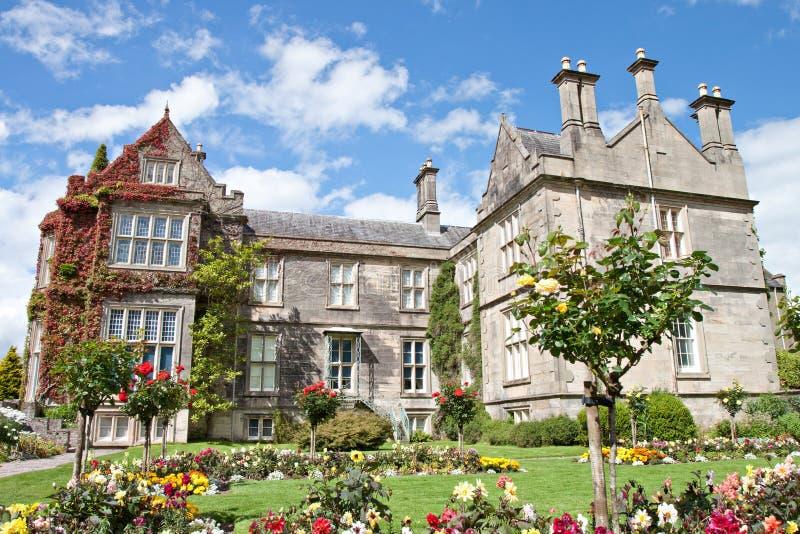 Het Huis van Muckross in Nationaal Park killarney-Ierland. royalty-vrije stock fotografie