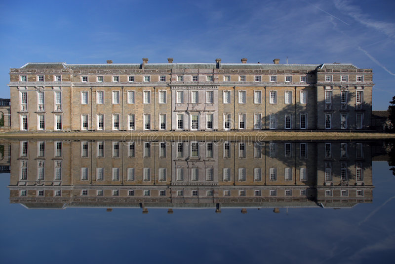 Het Huis van Petworth royalty-vrije stock fotografie