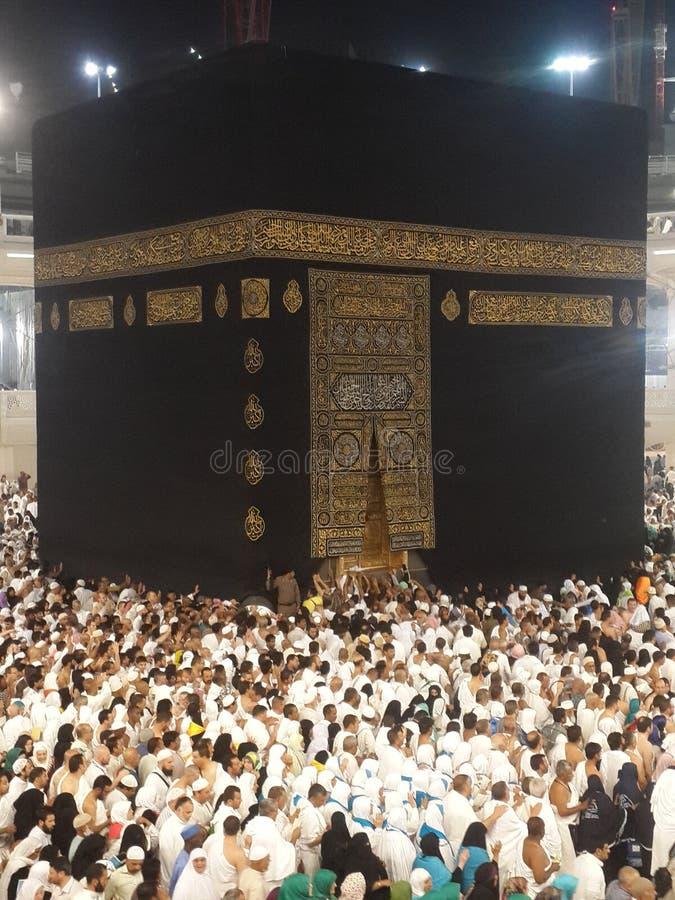 Het huis van Qabaallah stock foto