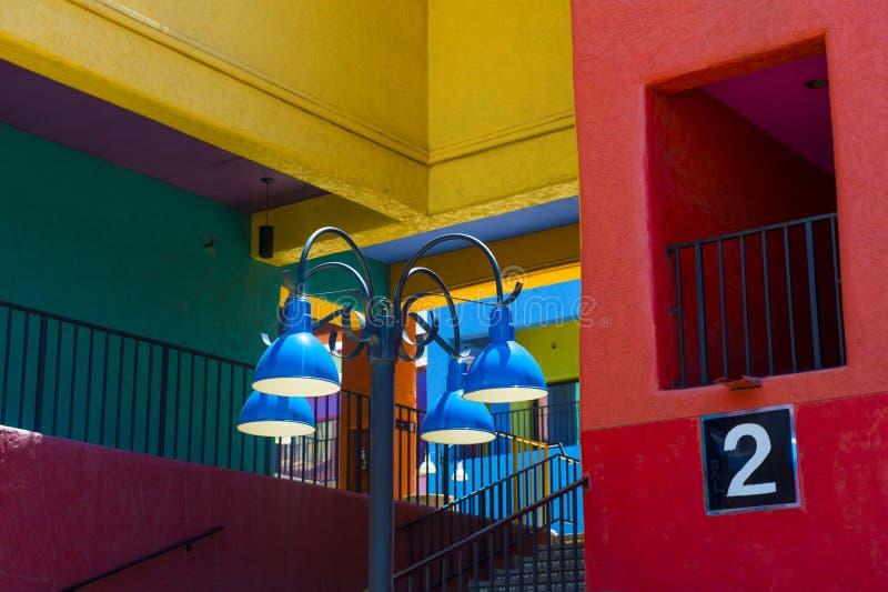 Het huis van Tucson Adobe royalty-vrije stock foto's