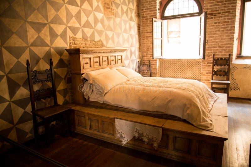 Het huis van Verona van Juliet royalty-vrije stock afbeeldingen