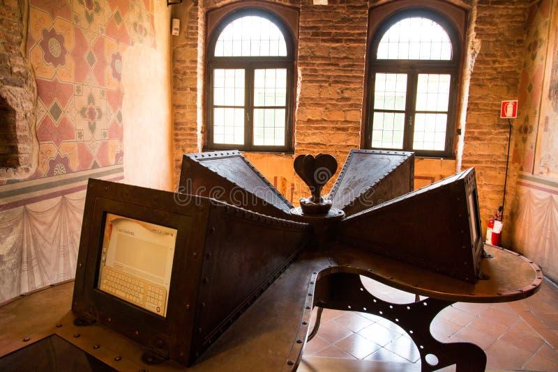 Het huis van Verona van Juliet royalty-vrije stock fotografie