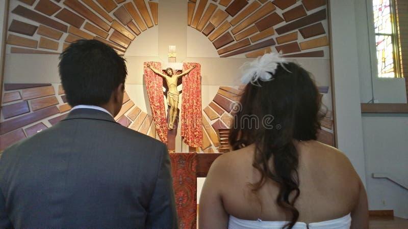 Het huwelijk royalty-vrije stock foto