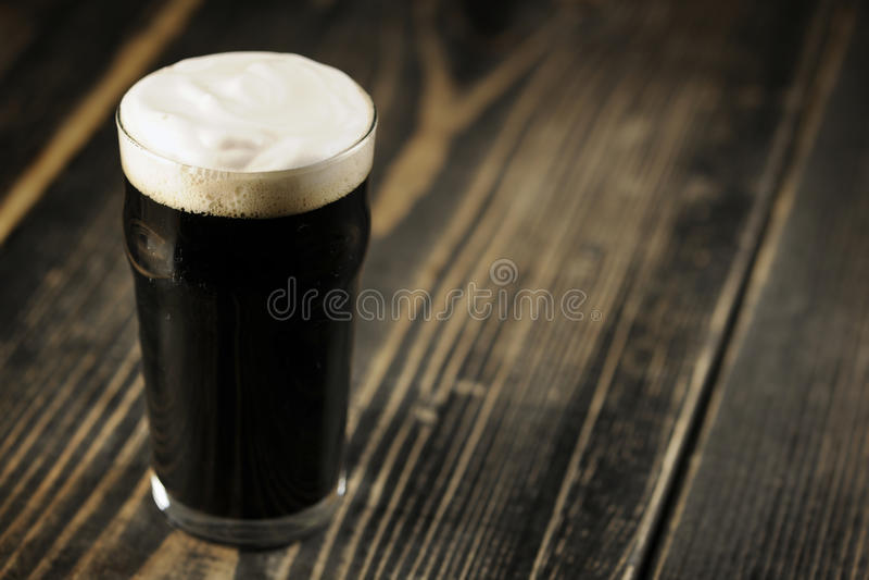 Het Ierse bier van de Stout